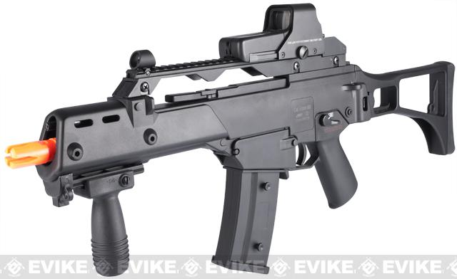 Bone Yard - ASG SLV36 MK36 Full Size Airsoft AEG Rifle by JG (Store Display, Non-Working Or Refurbished Models)