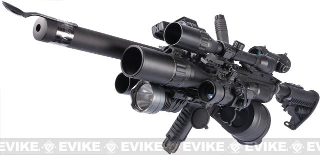 Evike Custom Optic Thunder M4 Airsoft AEG Rifle