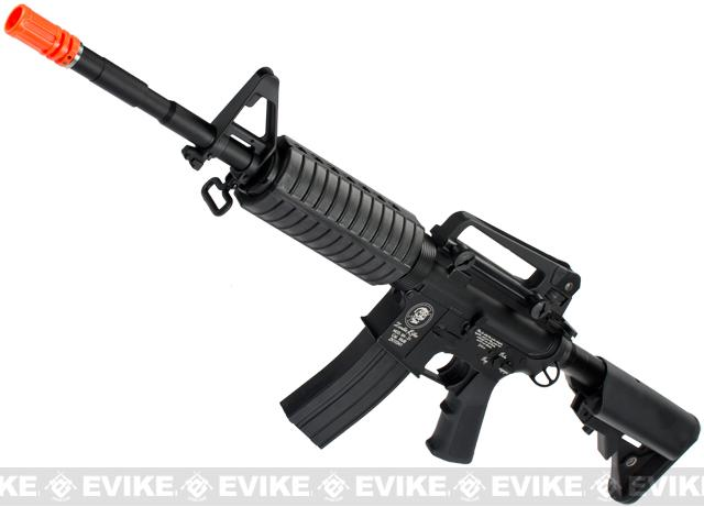 G&P Full Metal Advanced M4 Carbine AEG w/ Crane Stock (Model: Zombie Killer Add Battery + Charger)