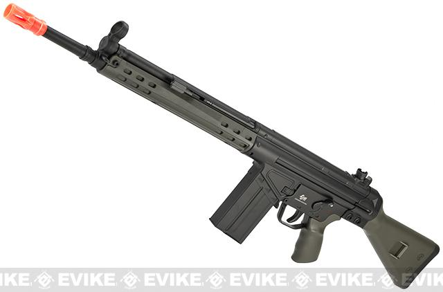 JG T3-K3 Full Size Airsoft AEG Sniper Rifle (Package: Rifle)