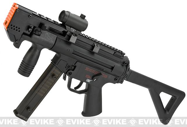 6mmProShop Custom Airsoft AEG Sub-Machine Gun (Model: Swordfish-K PDW)