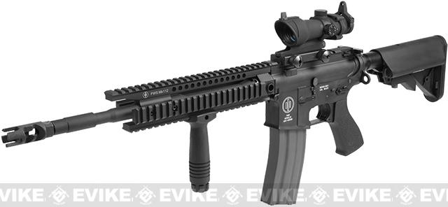 Bone Yard - SOCOM Gear PWS M4 Mk112 Airsoft AEG Rifle (Store Display, Non-Working Or Refurbished Models)