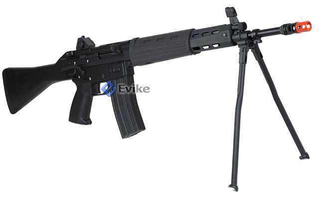 Bone Yard - JSDF Type 89 Full Metal Airsoft AEG (Store Display, Non-Working Or Refurbished Models)