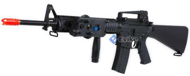 z New Gen. Dboy Matrix Full Metal M16 DMR Airsoft Sniper Rifle AEG