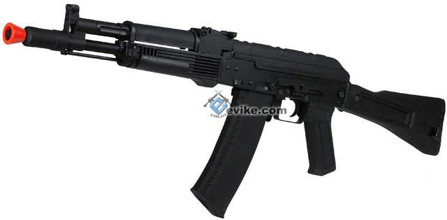 Bone Yard - CM047D Full Metal AK102 with Side Folding Full Stock Airsoft AEG (Store Display, Non-Working Or Refurbished Models)