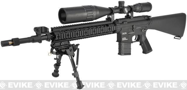 Evike Custom Class I KWA MK12 SPR Full Metal Li-Poly Ready Airsoft AEG Rifle
