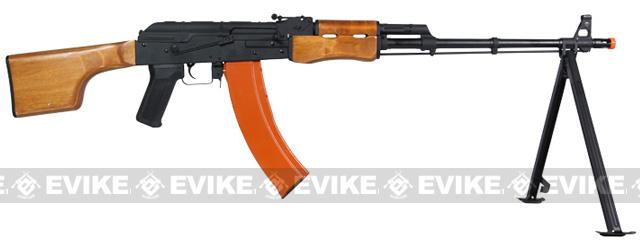 Bone Yard - Echo1 / CYMA / SRC RPK LMG Airsoft AEG (Store Display, Non-Working Or Refurbished Models)