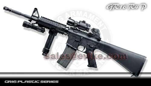 z G&G Sportsline GR16 R4 Tactical Carbine Full Size Airsoft AEG Rifle