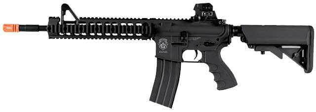 G&G GR15 Raider-XL DST Electric Blow Back Airsoft AEG Rifle (Package: Black / Gun Only)