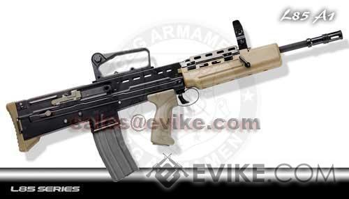 Bone Yard - G&G L85 Full Size Airsoft AEG Rifle (Store Display, Non-Working Or Refurbished Models)