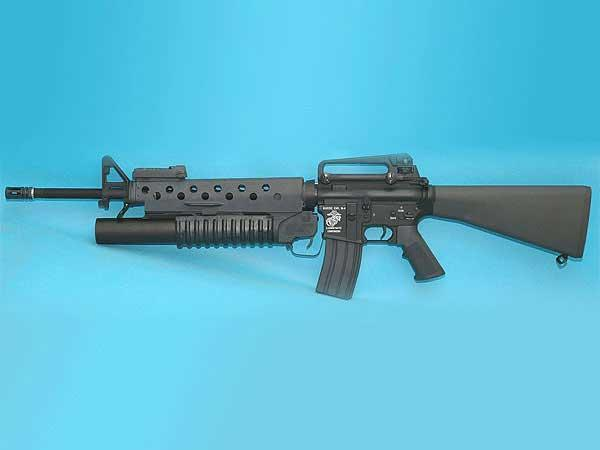 G&P M16A3 with M203 A.E.G.