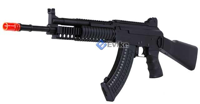 Bone Yard - JG Full Metal AK MRP Hybrid Custom Airsoft AEG Rifle (Store Display, Non-Working Or Refurbished Models)