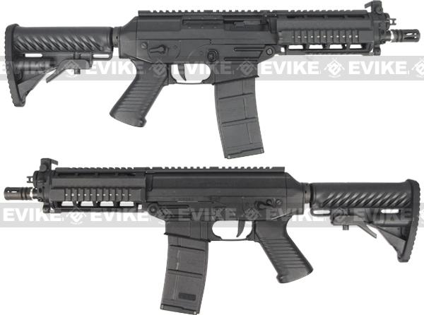 Bone Yard - King Arms Sig Sauer Full Metal SIG 556 Shorty Airsoft AEG Rifle  (Store Display, Non-Working Or Refurbished Models)