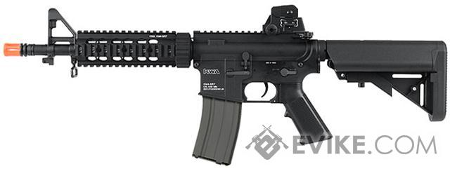 KWA Full Metal KM4 / M4 SR7 DEVGRU Airsoft AEG (2GX 9mm Gearbox Version)