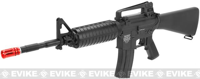 z Matrix Pro-Line Lipo Ready 8mm Gearbox Full Metal M4 Tactical Carbine Airsoft AEG (390~450 FPS)