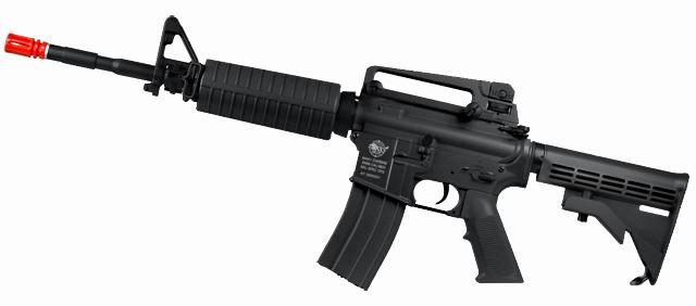 Bone Yard - Matrix / AIM Sportsline M4 Carbine Airsoft AEG (Store Display, Non-Working Or Refurbished Models)