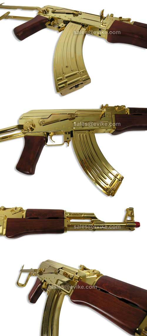reps if you can find be a replica non firing ak47 in gold forums. Black Bedroom Furniture Sets. Home Design Ideas