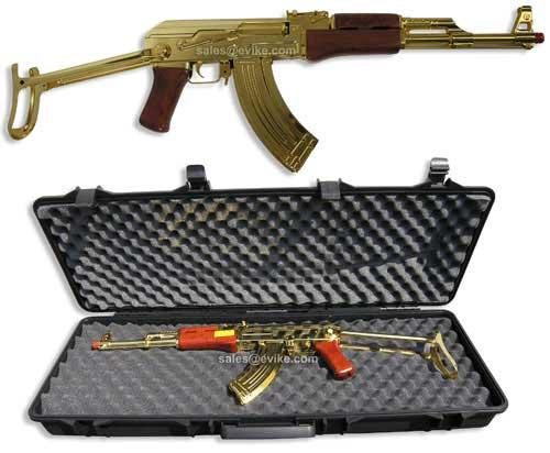 The Gallery For Gt Gold Ak 47 Airsoft