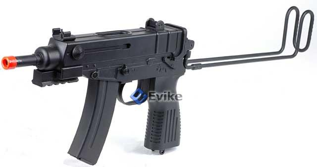 Bone Yard - R2 Scorpion Marui Clone Type Airsoft Electric Sub-Machinegun (Store Display, Non-Working Or Refurbished Models)