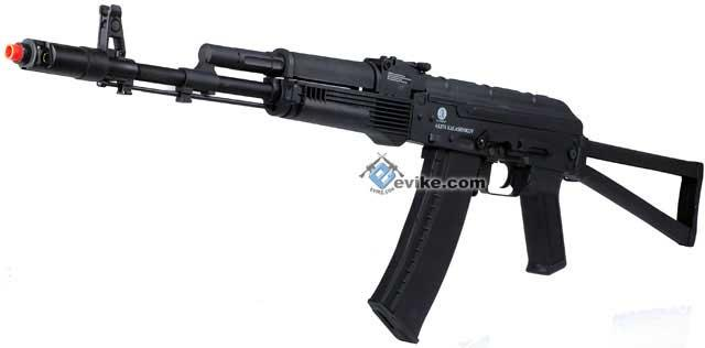 Bone Yard - Dboy RK02 / Softair AK74 Full Metal Airsoft AEG with Side Folding Stock. (Store Display, Non-Working Or Refurbished Models)