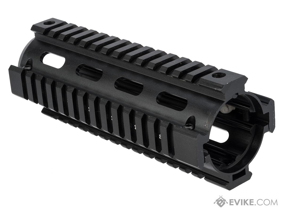 AIM Sports M4 Carbine Drop in Quad Rail Handguard