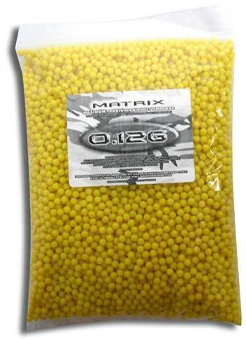 z Matrix 0.12g Match Grade 6mm Airsoft BB - 8,000