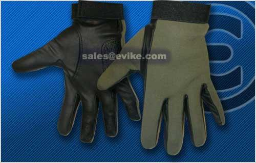 Matrix Special Forces Neoprene Tactical Gloves (Color: OD Green / X-Large)