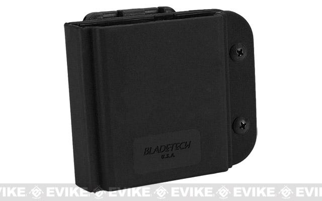 Blade-Tech Revolution AR-15 / M4 Single Mag Pouch - MOLLE-Lok (Color: Black / Right Hand / Vertical)