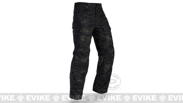 Crye Precision G3 Field Pants - Multicam Black (Size: 34R)