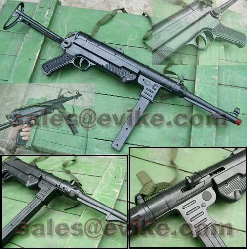 z Bone Yard - Airsoft MP40 Full Size Rifle for movie prop (Store Display, Non-Working Or Refurbished Models)