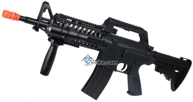 Full Size Heavy Weight M4 Tactical-System Style Airsoft Rifle