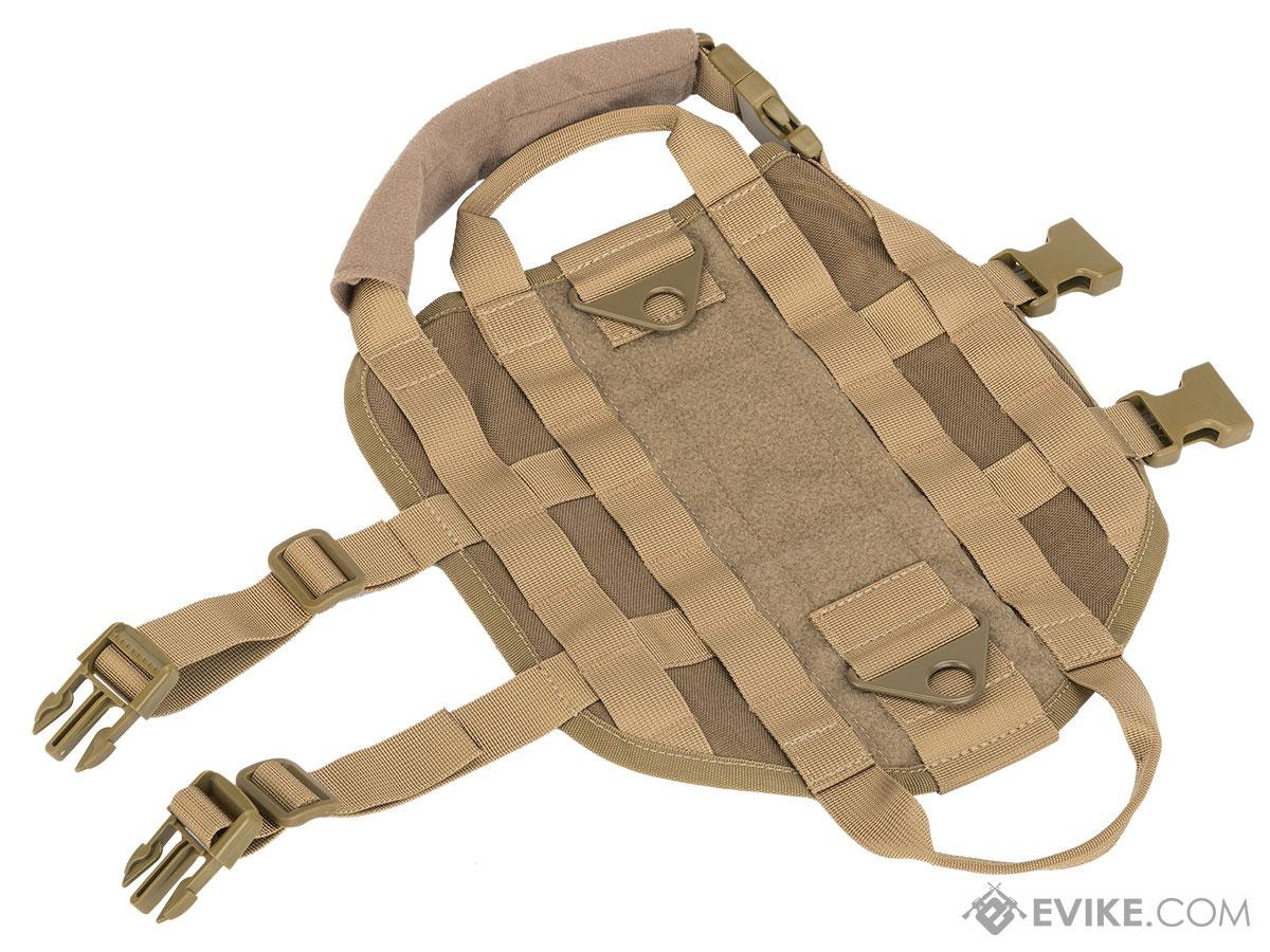 Matrix Tactical Working Dog Vest (Color: Tan / Medium)