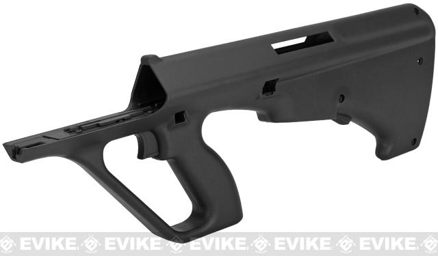JG OEM Replacement Lower Receiver for AUG Series Airsoft AEG Rifles (Color: Black)