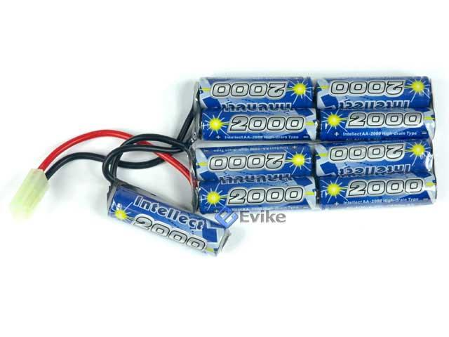 BAT_Int108_2000_lg z intellect 10 8v 2000mah nimh custom airsoft battery pack evike com fuse box 2000 mah power bank at bayanpartner.co