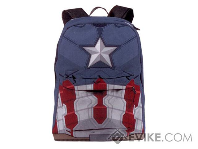 Marvel Comics Captain America Civil War Armor Backpack