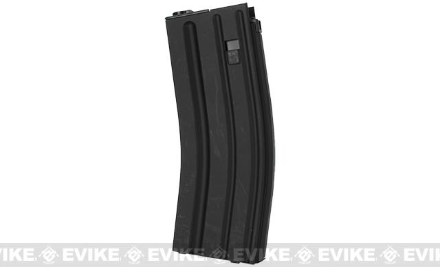 ACM / Battleaxe 80rd Steel Mid-Cap Magazine for Tokyo Marui Next Gen Series M4 / M16 Airsoft AEG - One
