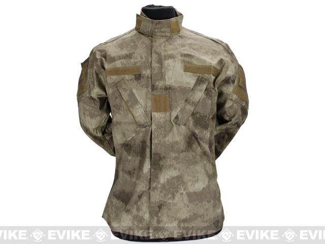 Arid Camo R6 Field BDU Battle Uniform Set by TMC / Emerson (Size: Small)