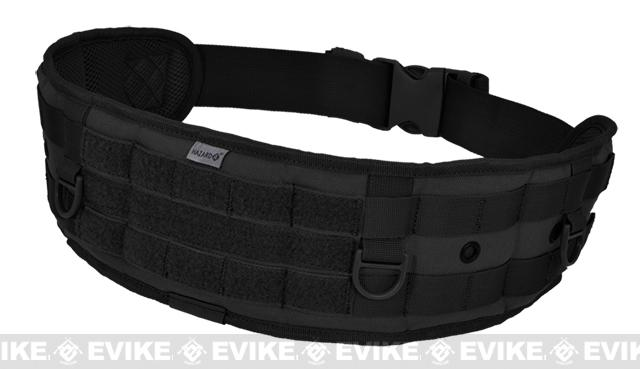 Hazard 4 Waistland MOLLE Battle / Load Belt - Black