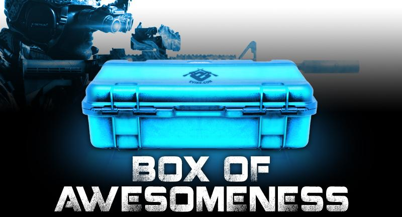 The Box of Awesomeness (Edition: The Perfect Gift Heavy Weapons Edition)