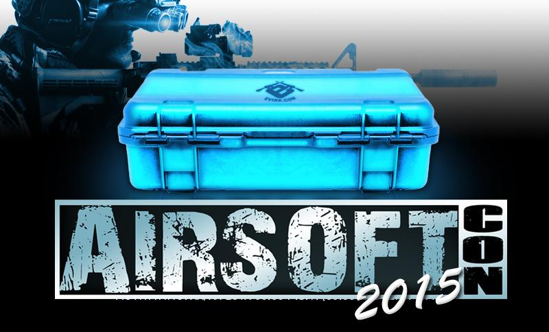 z The Box Of Awesomeness 2015 (Edition: Airsoftcon 2015 Box of Conness)