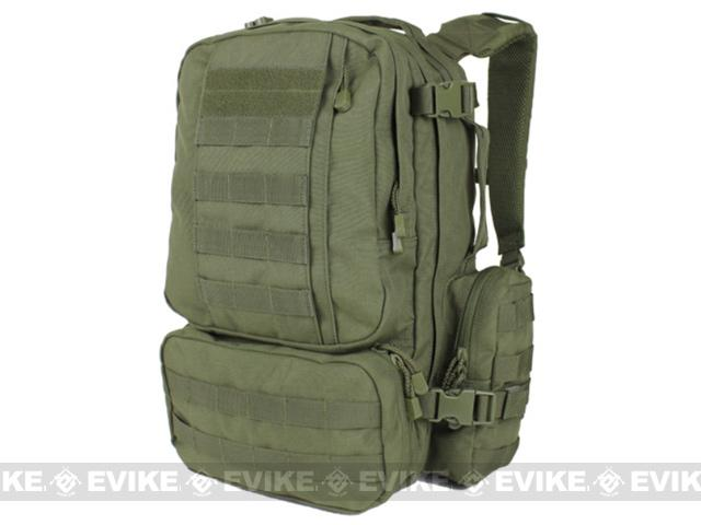 Condor Convoy Tactical Outdoor Pack (Color: OD Green)