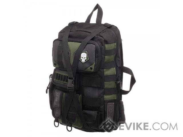 z Suicide Squad Licensed Taskforce X Tactical Backpack