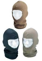 Matrix Polypropylene Tactical Balaclava / Head Wear - (OD Green)