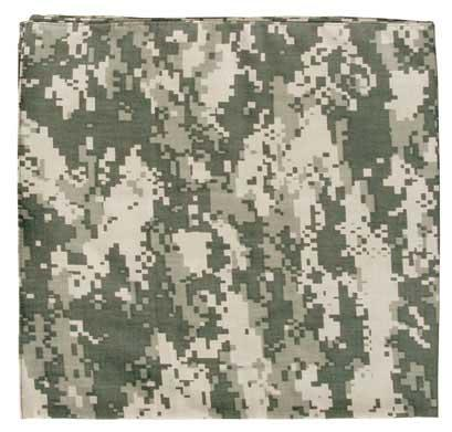 Military Tactical Bandana - Army ACU Digital Bandana.
