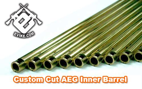 Custom Cut G&P Tight Bore Airsoft AEG Inner Barrel (Length: 90mm)