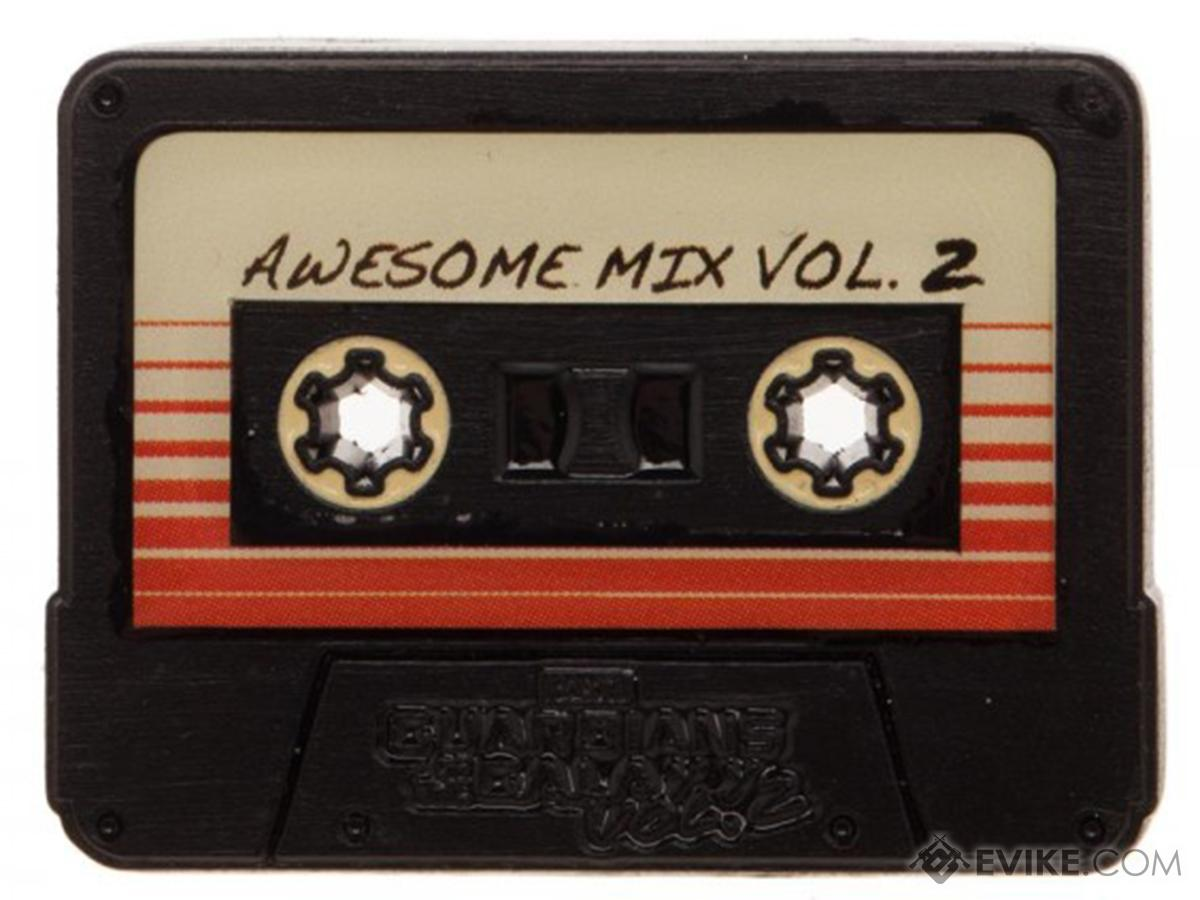 Guardians of the Galaxy Cassette Tape Lapel Pin by Bioworld