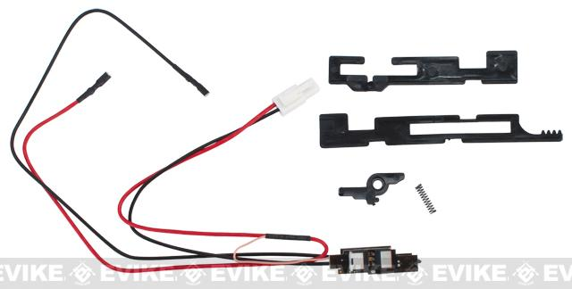 z Airsoft Systems ASCU Fire Control System for Ver 3 AEG Gearbox
