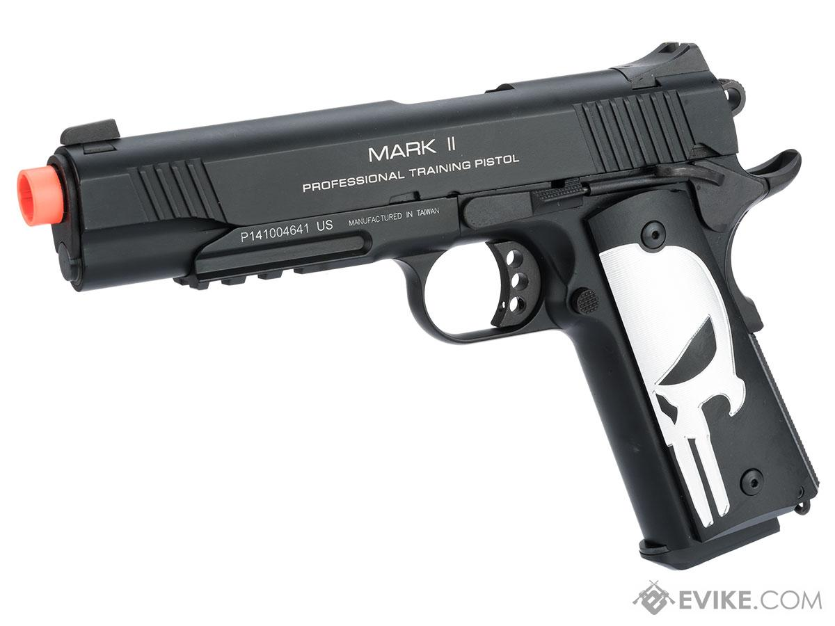 Evike.com KWA M1911 Hangman Custom Gas Blowback Airsoft Pistol (Model: MKII)