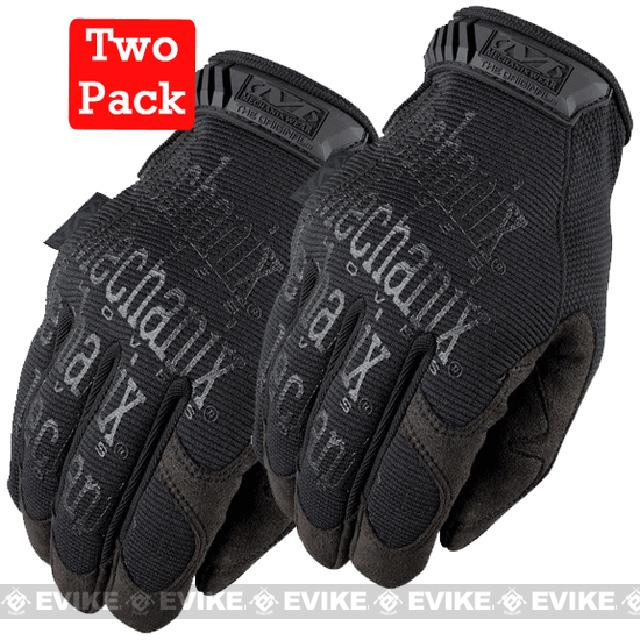 z Mechanix Wear The Original Covert Glove TWO PACK (Size: X-Large)