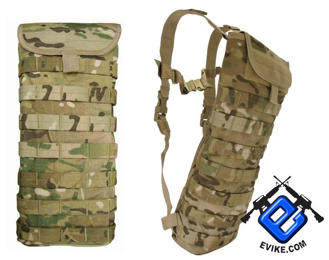 Condor Crye Precision Licensed MOLLE Tactical Hydration Carrier - Multicam Pattern